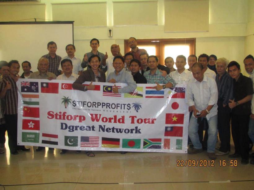 Stiforp Kopdar 22 Sep 2012
